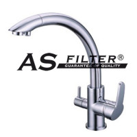 FAUCET 3 WAYS AS-209 ASFILTER