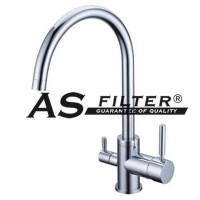 FAUCET 3 WAYS AS-210 ASFILTER