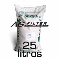 RESINA CATIONICA DOW 25L