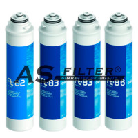 FILTRES OSMOSEUR DF POUR RO-500 PACK 4