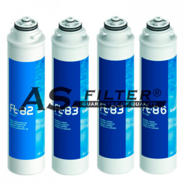 FILTERS OSMOSIS FT GREEN FILTER PACK 4