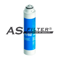 FILTRE SEDIMENTS 5 MIC FT-82 GREEN FILTER