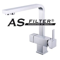 FAUCET 3 WAYS AS-220 ASFILTER