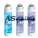 FILTERS ULTRAFILTRATION CT / FT PACK 3
