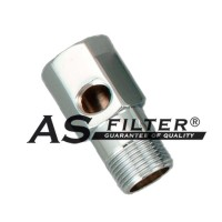"FEED WATER CONNECTOR 3/8"" 5,2cm. ASFILTER"