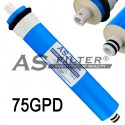 MEMBRANE FOR REVERSE OSMOSIS 75GPD ASFILTER