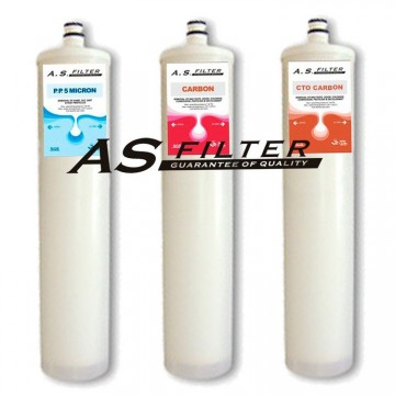 FILTERS FOR OSMOSIS S ASFILTER PACK 3