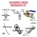 """3M ACCESORIOS DE INSTALACIÓN 3/8"""" ROSCA"""