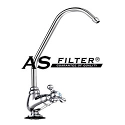 FAUCET CHROME 132 ASFILTER