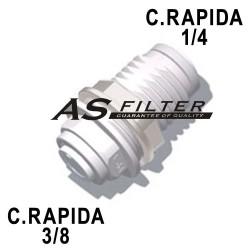 PASAMUROS C.RAPIDA1/4 X C.RAPIDA3/8