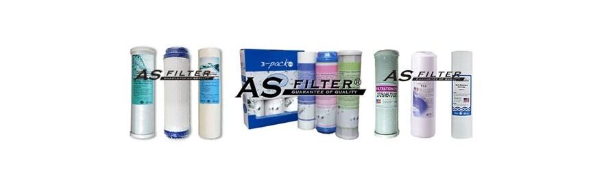 Standard Filter Packs
