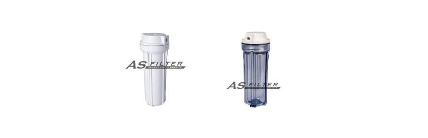 """Vasos 10"""" conex. 3/8"""""""