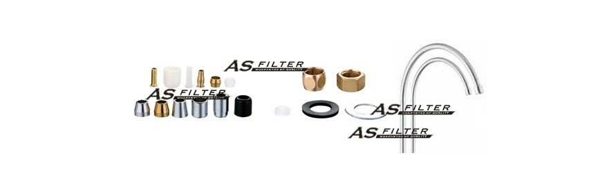 Faucet components