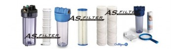 Softener filters